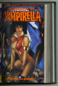 Modern Age (1980-Present):Horror, Vengeance of Vampirella #1-25 Bound Volume (Harris, 1994-96).Featured are copies of Vengeance of Vampirella #1 (first p...