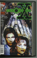 Modern Age (1980-Present):Science Fiction, The X-Files #1-25 Bound Volume (Topps Comics, 1995-97). Featuredare copies of The X-Files #1, 2, 3, 4, 5, 6, 7, 8, 9, 1...