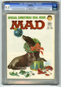 Magazines:Mad, Mad #84 Gaines File pedigree (EC, 1964) CGC NM- 9.2 Off-white towhite pages. Norman Mingo cover. Mort Drucker, Jack Rickard...