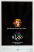 "Movie Posters:Science Fiction, Logan's Run (MGM, 1976). One Sheet (27"" X 41"") Flat Folded Advance. Science Fiction.. ..."