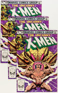 Modern Age (1980-Present):Superhero, X-Men #162 Group (Marvel, 1982) Condition: Average NM.... (Total:37 Comic Books)