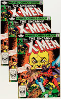 Modern Age (1980-Present):Superhero, X-Men #161 Group (Marvel, 1982) Condition: Average NM.... (Total:36 Comic Books)