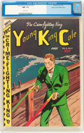 Golden Age (1938-1955):Crime, Young King Cole V3#12 Mile High pedigree (Novelty Press, 1948) CGC NM- 9.2 White pages....