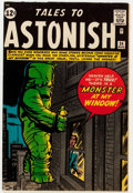 Silver Age (1956-1969):Horror, Tales to Astonish #34 (Marvel, 1962) Condition: FN-....
