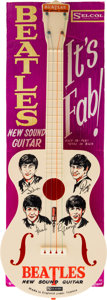 Music Memorabilia:Memorabilia, Beatles New Sound Guitar (UK, 1964)....