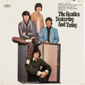 Music Memorabilia:Recordings, Beatles Yesterday and Today Still Sealed Mono LP (Capitol2553, 1966)...