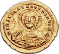 Ancients:Byzantine, Ancients: John I Tzimisces (AD 969-976). AV histmanon nomisma (22mm, 4.47 gm, 6h). ...