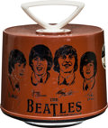 Music Memorabilia:Memorabilia, Beatles Disk-Go-Case Record Carrier (Charter Industries,1966)....