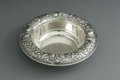 Silver Holloware, American:Bowls, An American Silver Bowl. Mark of S. Kirk & Son, Baltimore, MD, Late Nineteenth Century. The floral repousse bowl, marked u...