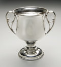 Silver Holloware, British:Holloware, An English Silver Cup. Lee & Wigfull, Sheffield, England, 1930.Hallmarks to the side, total weight 55.2 Troy ounces. ...