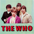 Music Memorabilia:Memorabilia, The Who - First US Tour Program Booklet (1967)....