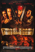 "Movie Posters:Adventure, Pirates of the Caribbean: The Curse Of The Black Pearl (Buena Vista, 2003). One Sheet (27"" X 40"") DS Advance. Adventure.. ..."