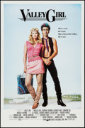 "Movie Posters:Comedy, Valley Girl (Atlantic Releasing, 1983). One Sheet (27"" X 41""). Comedy.. ..."