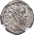 Ancients:Roman Imperial, Ancients: Pescennius Niger (AD 193-194). AR denarius (17mm, 3.26 gm, 12h)....