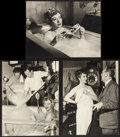 """Movie Posters:Comedy, Greer Garson in Julia Misbehaves (MGM, 1948). Photos (3) (8"""" X 10""""). Comedy.. ... (Total: 3 Items)"""