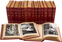 A Henry Hathaway Collection of Photo Albums/Scrapbooks Related to His Films, 1932-1955