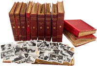 A Henry Hathaway Collection of Family Photo Albums, 1940s-1950s