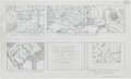 "Original Comic Art:Miscellaneous, Jack Kirby Fantastic Four ""The Menace of Magneto"" Storyboard #25Original Animation Art (DePatie-Freleng, 1978)..."