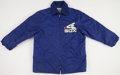 Baseball Collectibles:Uniforms, Early 1980's Chicago White Sox Game Worn Parka....