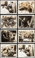 "Movie Posters:Academy Award Winners, All Quiet on the Western Front (Universal, R-1939). Photos (20) (8"" X 10""). Academy Award Winners.. ... (Total: 20 Items)"