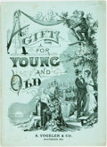 Books:Americana & American History, [Americana] A. Vogeler & Company: A Gift For Young and Old:St. Jacobs Oil. Baltimore: A. Vogeler & Co., [circa ...