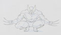 Animation Art:Production Drawing, X-Men The Animated Series Wolverine Production DrawingAnimation Art Group (Marvel, 1992).... (Total: 4 Original Art)