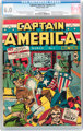 Captain America Comics #1 (Timely, 1941) CGC FN 6.0 Cream to off-white pages