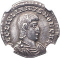 Ancients:Roman Imperial, Ancients: Julian II, as Caesar (AD 355-360). AR siliqua (19mm, 2.77gm, 11h)....