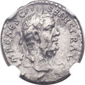 Ancients:Roman Imperial, Ancients: Pescennius Niger (AD 193-194). AR denarius (17mm, 2.95 gm, 6h). ...