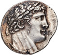 Ancients:Greek, Ancients: PHOENICIA. Tyre. 126/5 BC-AD 65/6. AR shekel (32mm, 14.36gm, 1h)....