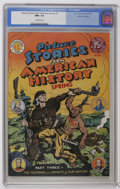 Golden Age (1938-1955):Non-Fiction, Picture Stories From American History #3 Gaines File pedigree 3/11(EC, 1947) CGC NM+ 9.6 Off-white pages. That's right, the...