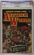 Golden Age (1938-1955):Horror, Strange Stories from Another World #2 Crowley Copy pedigree(Fawcett, 1952) CGC NM- 9.2 Off-white to white pages. A painted ...