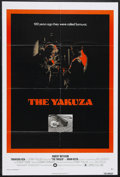 "Movie Posters:Drama, The Yakuza (Warner Brothers, 1974). One Sheet (27"" X 41""). Drama. Starring Robert Mitchum, Ken Takakura, Brian Keith and Her..."