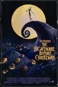 """Movie Posters:Fantasy, The Nightmare Before Christmas (Touchstone, 1993). Mini (17.5"""" X27""""). Animated Fantasy. Starring the voices of Chris Sarand..."""