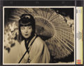 """Movie Posters:Miscellaneous, Madam Butterfly - Lost Hollywood Collection (First National). Still (11"""" X 14""""). Colleen Moore as photographed by Henry Freu..."""