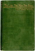 Books:Business & Economics, [Business]. Katherine M.H. Blackford and Arthur Newcomb. TheJob, The Man, The Boss. Doubleday, Page, 1914. First ed...