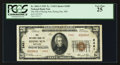National Bank Notes:Maryland, Rising Sun, MD - $20 1929 Ty. 2 The NB of Rising Sun Ch. # 2481....