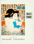 Books:Art & Architecture, [Masami Teraoka]. Howard A. Link. Waves and Plagues: The Art of Masami Teraoka. San Francisco: Chronicle Books, [198...