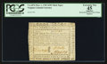Colonial Notes:Virginia, Virginia March 1, 1781 $250 printed on thick laid paper PCGS Apparent Extremely Fine 45.. ...