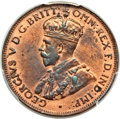 Australia, Australia: George V 1/2 Penny 1923 XF Details (Cleaning) PCGS,...