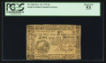 Colonial Notes:South Carolina, South Carolina December 23, 1776 $4 PCGS About New 53.. ...