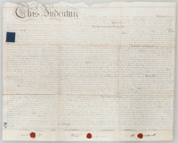 Land Indenture in the Reign of King George IV