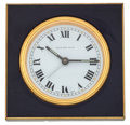 Timepieces:Clocks, Tiffany & Co. 8-Day Alarm Clock. ...