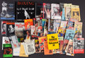 Boxing Collectibles:Memorabilia, Boxing Books and Publications Lot of 60+ - With Signed Ali Book....