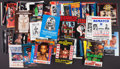 Boxing Collectibles:Memorabilia, 1980's and 1990's Boxing Fight Programs Lot of 100+...