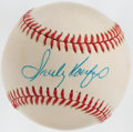 Baseball Collectibles:Balls, Sandy Koufax and Johnny Podres Multi Signed Baseball....