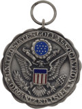 Golf Collectibles:Medals/Jewelry, 1973 USGA Low Scorer Qualifying Medal From Charlotte From The SamSnead Collection....