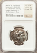 Ancients:Greek, Ancients: SELEUCID KINGDOM. Seleucus I Nicator (312-281 BC). ARtetradrachm (17.17 gm)....