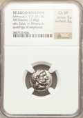 Ancients:Greek, Ancients: SELEUCID KINGDOM. Seleucus I Nicator (312-281 BC). ARdrachm (3.88 gm)....