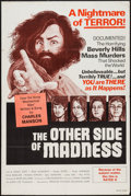 "Movie Posters:Crime, The Other Side of Madness (Prestige Pictures, 1972). One Sheet (28""X 42""). Crime.. ..."